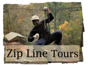 Zip line tours edge e